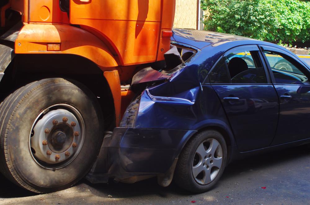 truckschade herstellen