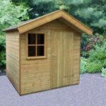 Een tuinhuis laten bouwen voor in je achtertuin