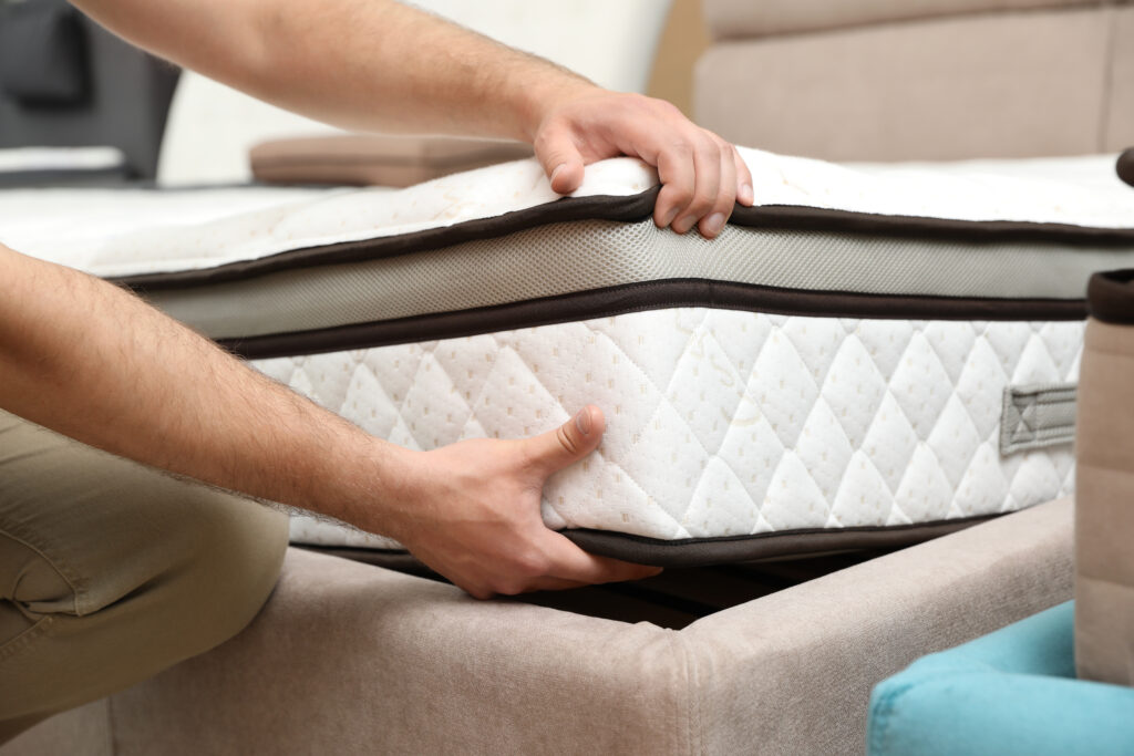 goedkope 1-persoons boxspring